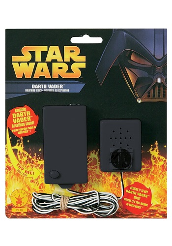 Darth Vader Breathing Box