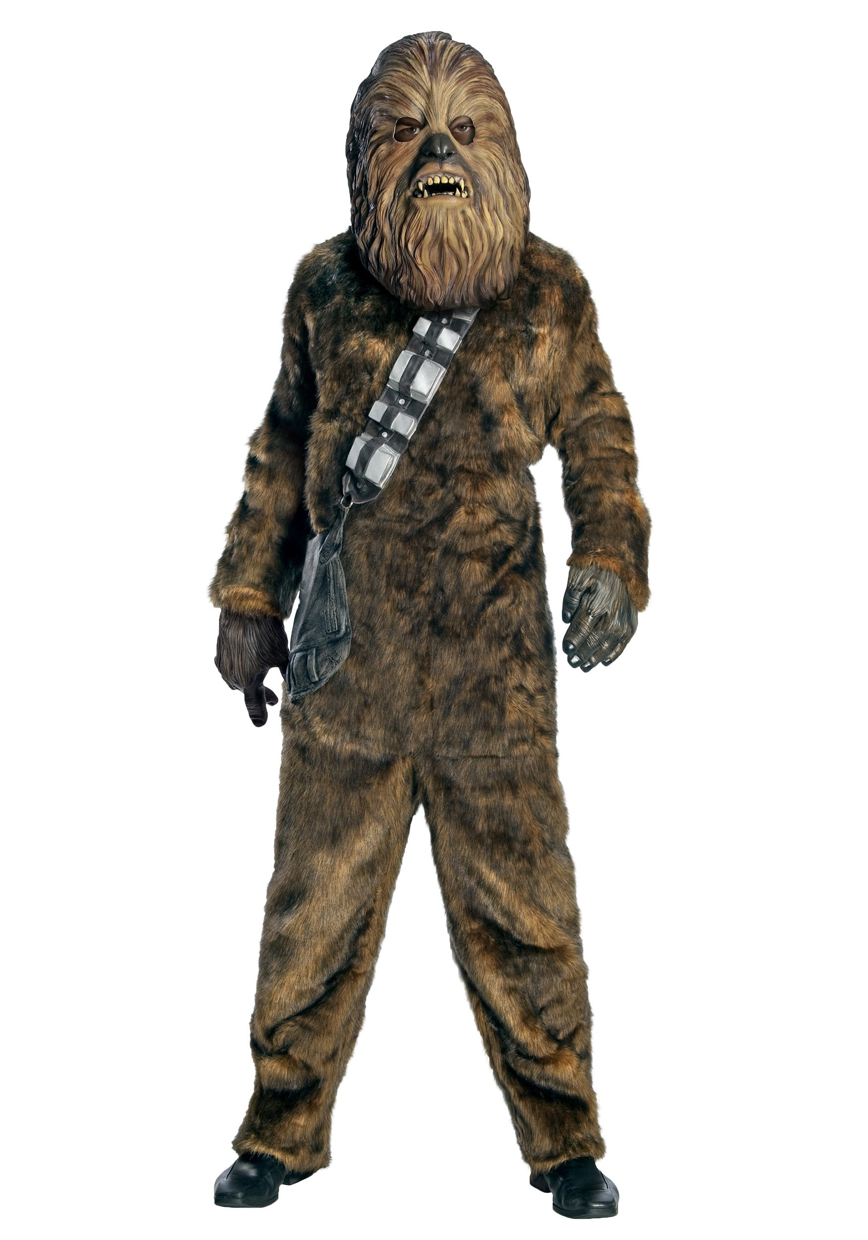Chewbacca Deluxe Costume  sc 1 st  Discount Star Wars Costumes & Deluxe Chewbacca Costume - Adult Chewbacca Star Wars Costumes