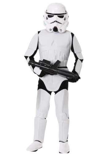 kids deluxe stormtrooper costume child star wars costumes